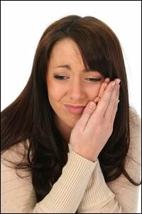 Women with TMJ/TMD symptoms in New Jersey