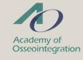 Academy of Osseointegration logo